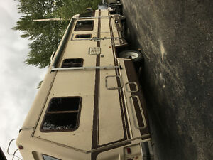 32 foot 1985 vanguard motorhome