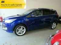 2015 Ford Kuga TITANIUM X SPORT TDCI Auto HATCHBACK Diesel Automatic
