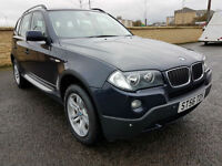 BMW X3 2.0d SE, LOW MILEAGE, 1 OWNER