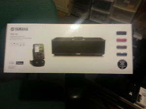 yamaha pdx-50 sound dock player new in box.