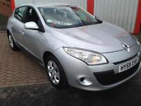 Renault Megane 1.5dCi ( 86bhp ) Expression ONLY £30 A YEAR ROAD TAX