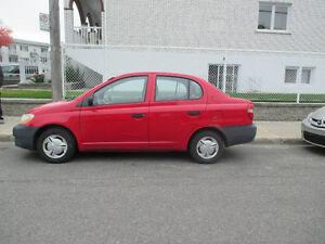 2000 Toyota Echo Autre