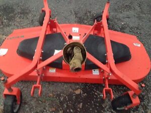 6 FOOT KIOTI FINISH MOWER