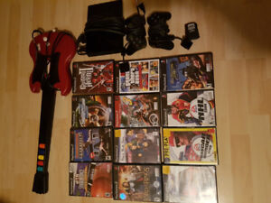 PS2 Consol and Accessories