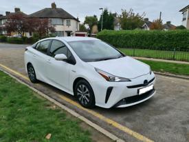 2019 Toyota Prius (UK Model) LOW MILEAGE 1 Previous Owner PCO