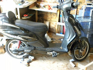 firm, Daymak Electric  Bicycle, DEBIKES, like new.