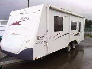 Jayco Sterling .Superb condition.great set up for free camping. Armidale Armidale City Preview