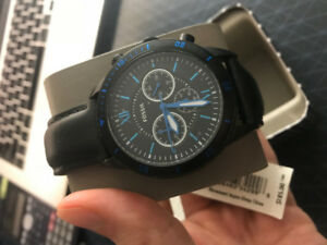 Brand new men's fossil watch - great Christmas gift