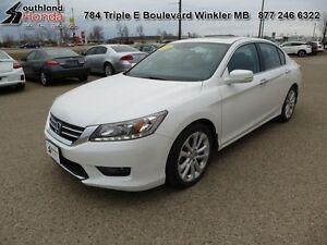 2014 Honda Accord Sedan Touring   - $176.60 B/W