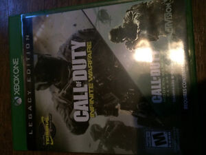 Call of duty IW and MWR Xbox One