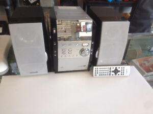Panasonic CD Stereo System-model SC-PM29