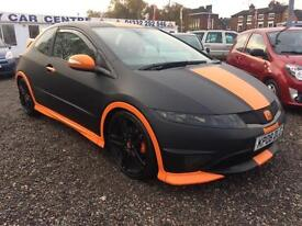 2008 HONDA CIVIC 2.0 i VTEC Type R GT MASSIVE UPGRADE