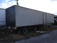 Storage Trailer For Rent