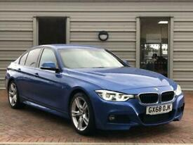 image for 2018 BMW 3 Series 320d M Sport 4dr Step Auto SALOON Diesel Automatic