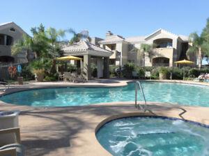 Luxury 3 Bedroom Condo 2 Pools,Gym, Chandler  $99 per night