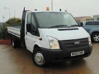 2013 Ford Transit T350 EF Dropside 125 PS 2 door Dropside