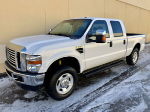 2010 FORD F-250 XLT CREW CAB 4X4 FX4 SHORT BOX ! GREAT DEAL !