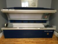 2005 used Sunstar 332 Tanning Bed in Great Condition