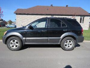 Kia Sorento 2005 EX w/Luxury Pkg SUV, Crossover