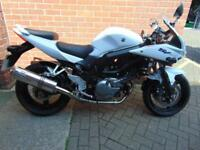2013 (63) SUZUKI SV650 - LOTS OF EXTRAS