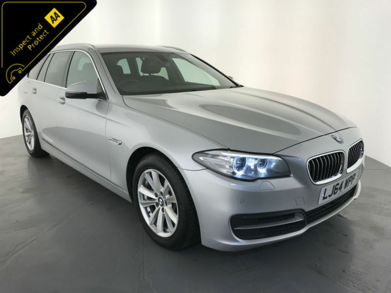 2014 64 BMW 520D SE ESTATE DIESEL 188 BHP 1 OWNER SERVICE HISTORY FINANCE PX
