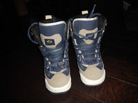 Lamar Snowboard Boots - youth size 1