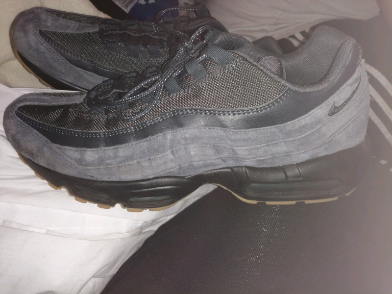 new arrival 0861c c66ad Black Nike Air max 95s | in Bangor, County Down | Gumtree