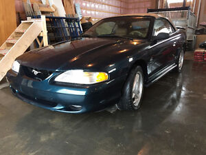 1994 Ford Mustang GT V8 5.0L Convertible | 67 000km