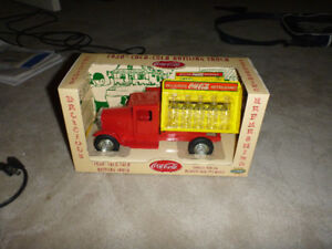 1930 collectible coke truck