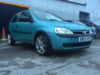2003 Vauxhall Corsa 1.0 SXI 3 Door Hatchback ***EXCELLENT RUNNER***