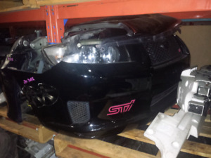 Jdm Subaru Forester sti sg9 OEM Front End Available 2006-2008