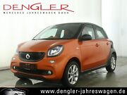 Smart FORFOUR 66KW TWINAMIC*NAVI*PTS+RFK*SHZ Passion
