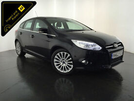 2012 62 FORD FOCUS TITANIUM X TDCI 1 OWNER SERVICE HISTORY FINANCE PX WELCOME