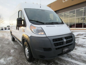 "2016 Ram Promaster High Roof Cargo Van | GAS 159"" WB"
