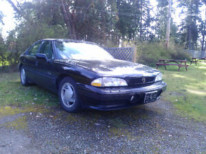 1992 Pontiac Bonneville SSEI |Supercharged Sedan