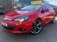 Vauxhall Astra GTC 2.0 CDTi 16v s/s 2013 SRi RED Manual 3 Door Coupe Diesel