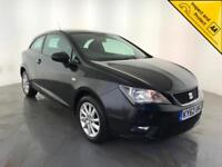 2012 62 SEAT IBIZA SE 3 DOOR HATCHBACK FINANCE PART EXCHANGE WELCOME
