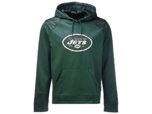 New York Jets Majestic NFL mens hoodie XL
