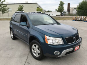 2007 Pontiac Torrent, 4 Door, Auto, 3 Years Warranty Available