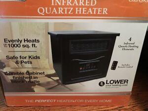 Oxford Infrared Quartz Heater !