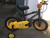 Apollo stinger children's bike
