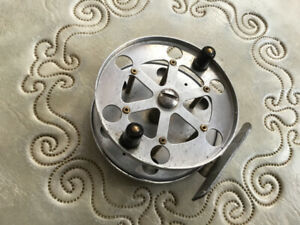Vintage Allcocks Fly Reel