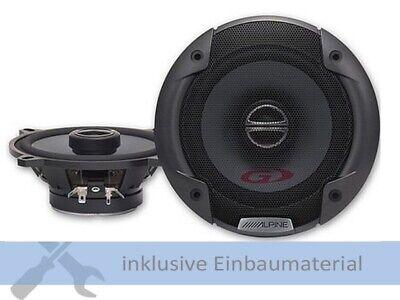 Alpine Lautsprecher SPG13C2 200W 130 mm 2 Wege Koax für Mercedes ML (W164)
