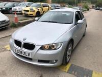BMW 320 2.0 i SE COUPE - 2008 08-REG - 9 MONTHS MOT