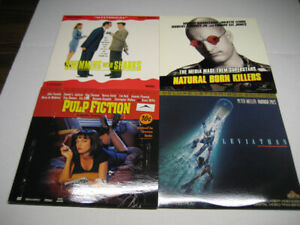 12 Fresh Laserdisc Titles