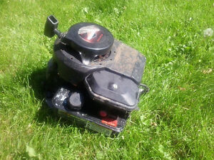 pressure washer engine and frame for sale