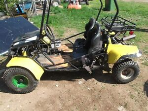 125 GO Two Seater Dunebuggy
