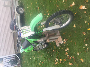 I'm selling my 1996 KX 125!! REDUCED!!