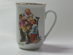 Norman Rockwell Museum Mugs/Cups Collection