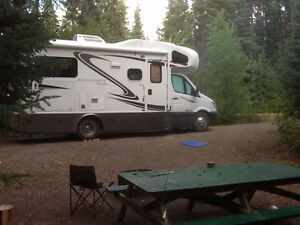 RV to be driven anywhere in Canada